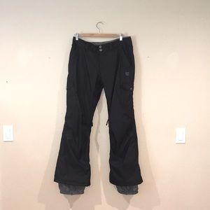 Burton ski snowboard pants size M